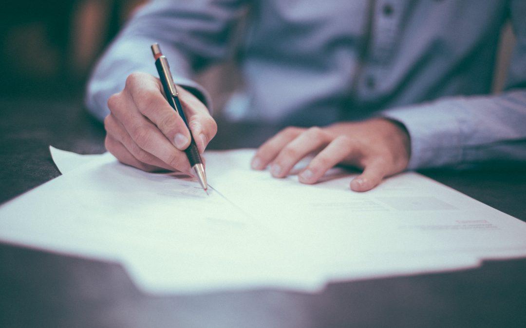 Warum braucht man Auftragsverarbeitungsverträge (AV-Verträge)